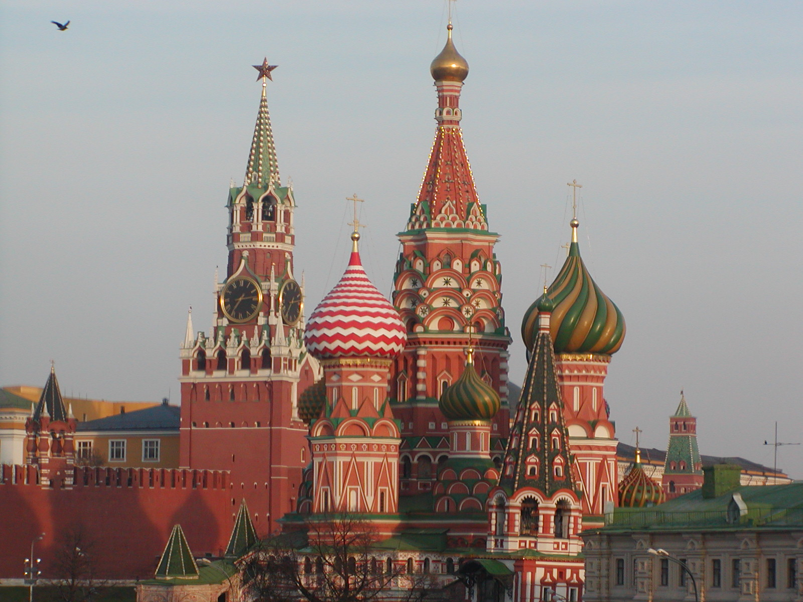 Best Time to Visit Moscow St. Basil's Cathedral